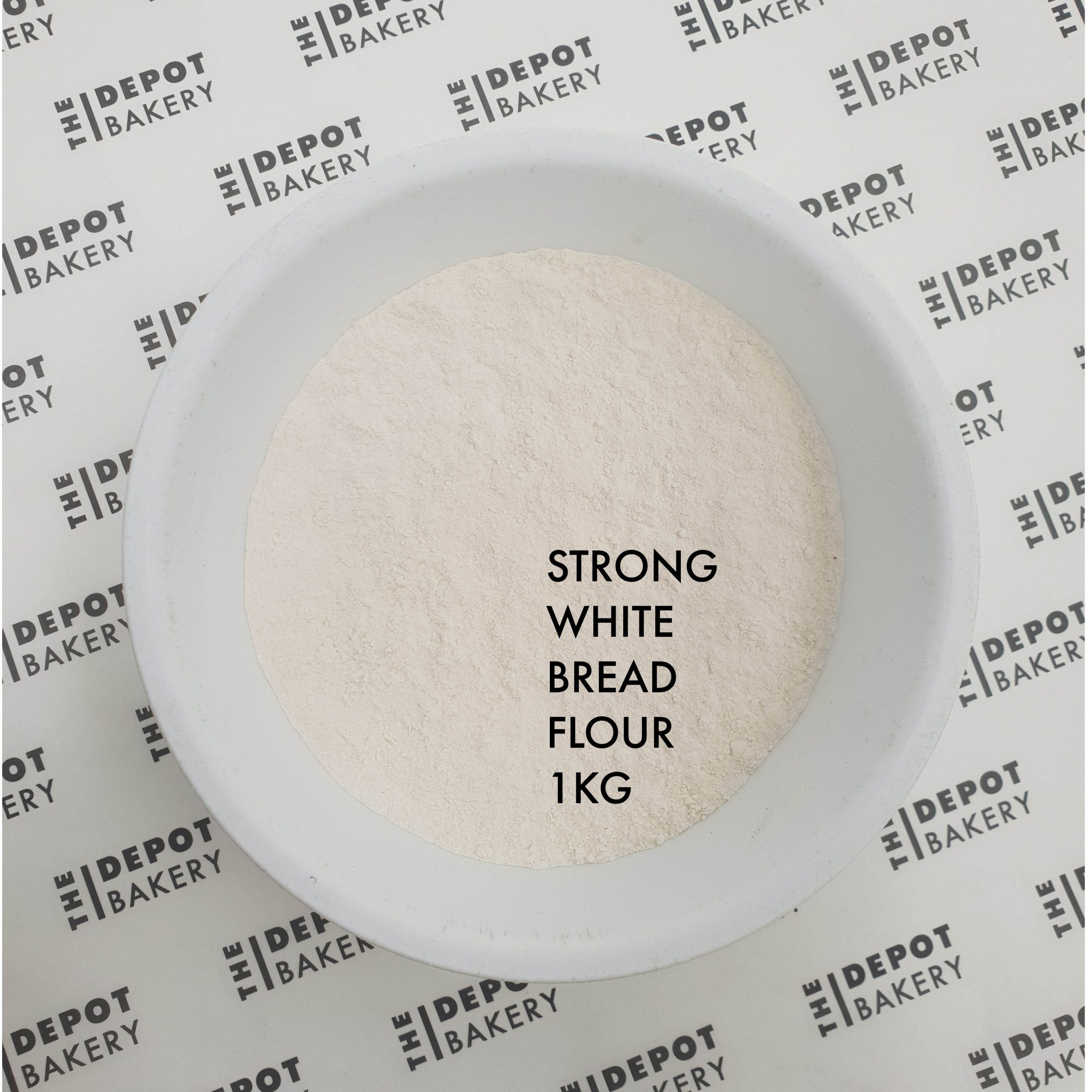 Strong White Bread Flour 1Kg